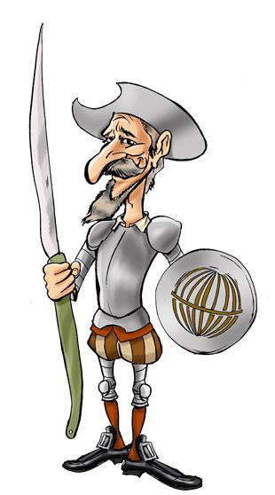 Quijote manchego 2021 loteriasyapuestas El Quijote