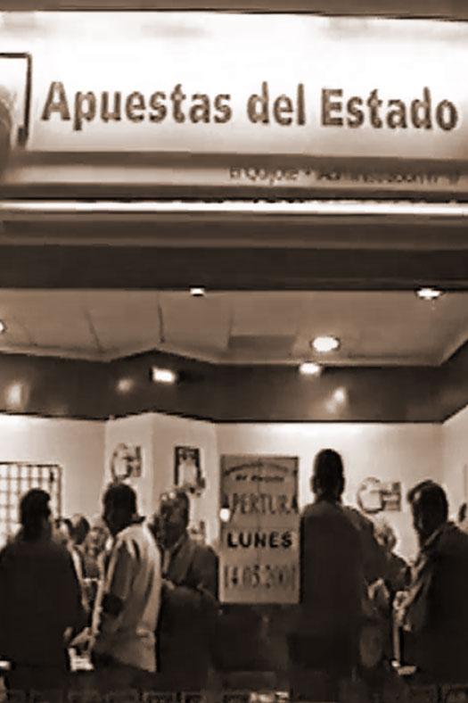 Apertura Lotería 17 El Quijote 14 de Mayo 2001
