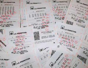 Boletos premiados lotería primitiva lotería 17 el quijote