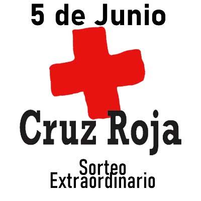 Fondo Sorteo Lotería Cruz Roja 2021 loteriasyapuestas El Quijote