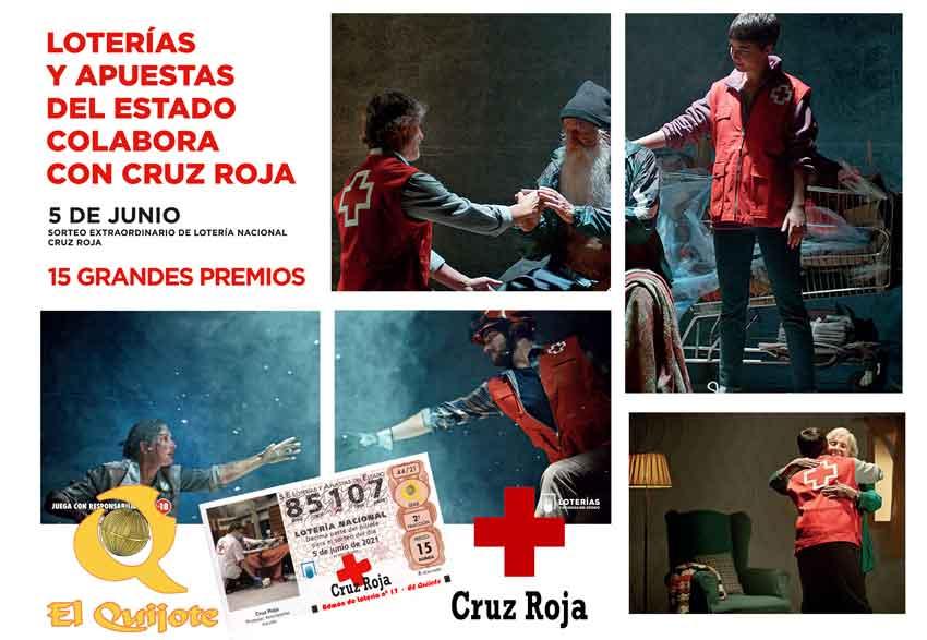 Sorteo Extraordinario Lotería de Cruz Roja