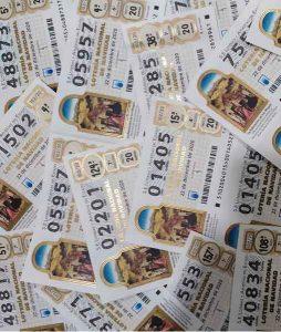 Decimos Lotería Nacional loteriasyapuestas el quijote