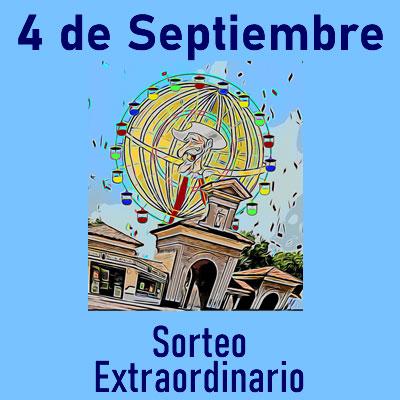 fondo sorteo lotería extraordinario septiembre loteriasyapuestas el quijote