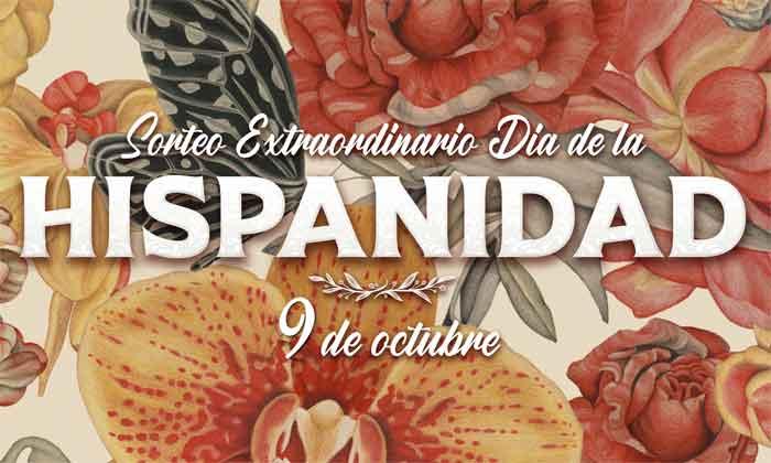 9 de Octubre Sorteo de la Hispanidad
