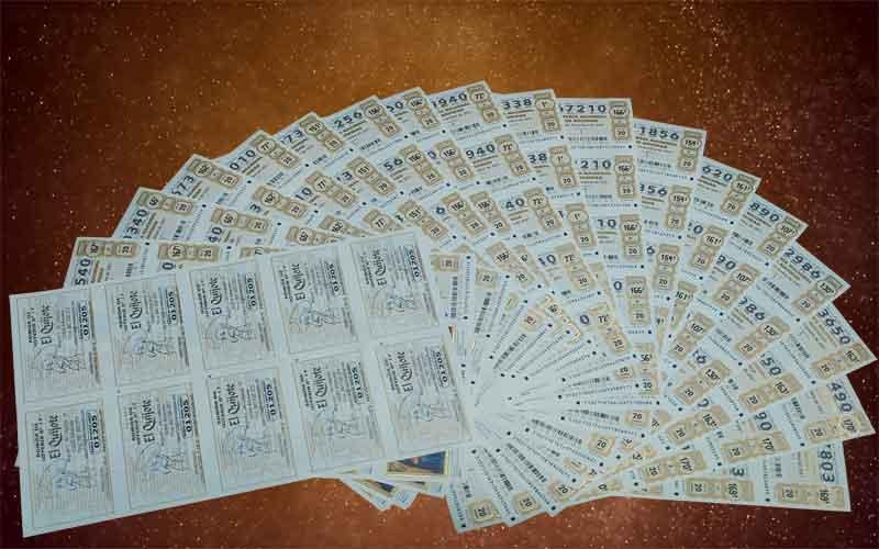 series lotería de navidad loteriasyapuestas El Quijote