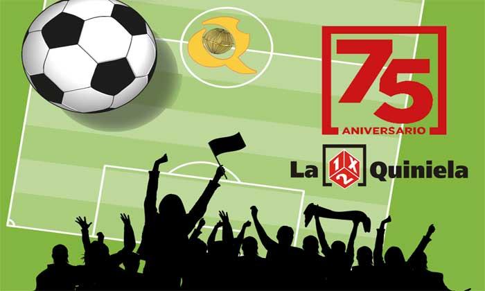 La Quiniela celebra su 75 aniversario