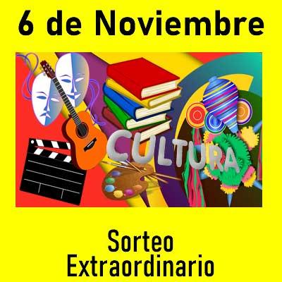 Fondo Sorteo Extraordinario de la Cultura loteriasyapuestas El Quijote