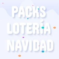 Packs Lotería de Navidad Loteriasyapuestas El Quijote