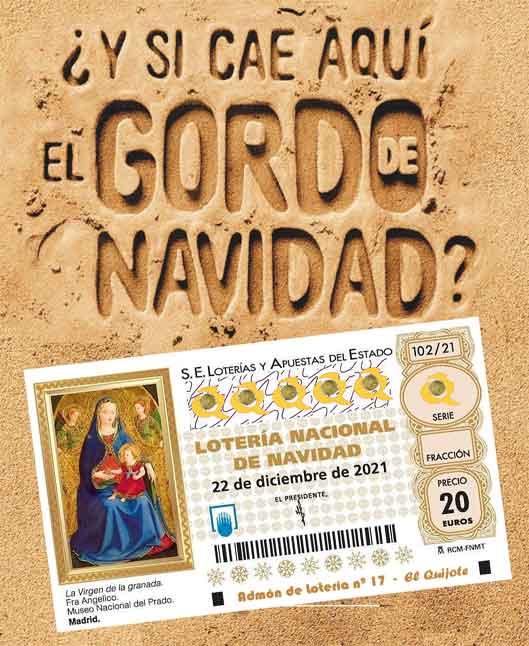 Tienda de Lotería de Navidad loteriasyapuestas El Quijote